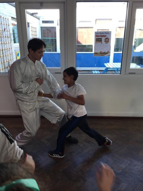 Kung fu 1